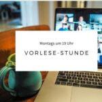 Montags um 19 Uhr - Vorlese-Stunde
